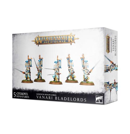 Warhammer: Age of Sigmar: Grand Alliance: Order - Vanari Bladelords