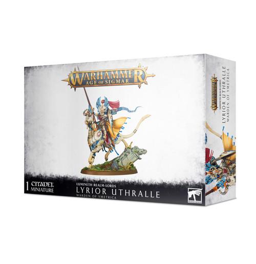 Warhammer: Age of Sigmar: Grand Alliance: Order - Lyrior Uthralle
