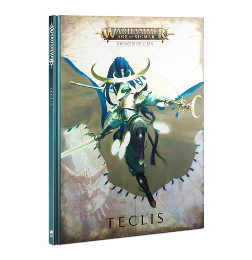 Warhammer: Age of Sigmar: Rulebooks & Publications - Broken Realms: Teclis (HB)