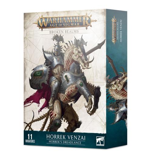 Warhammer: Age of Sigmar: Grand Alliance: Death - Broken Realms: Horrek's Dreadlance