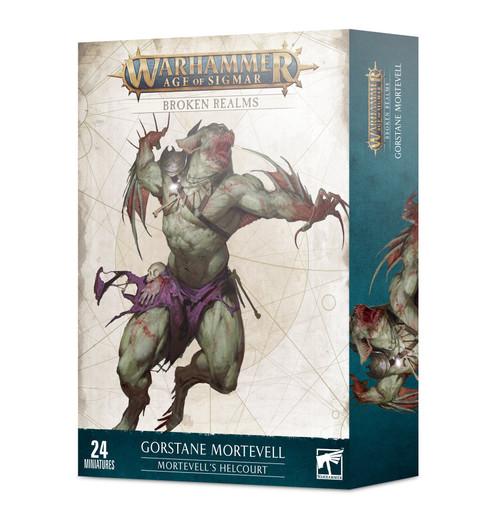 Warhammer: Age of Sigmar: Grand Alliance: Death - Broken Realms: Mortevell's Helcourt