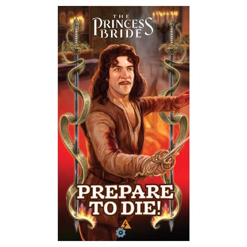 Board Games: Princess Bride: Prepare To Die