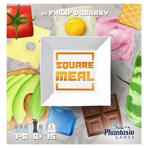 Board Games: Square Meal