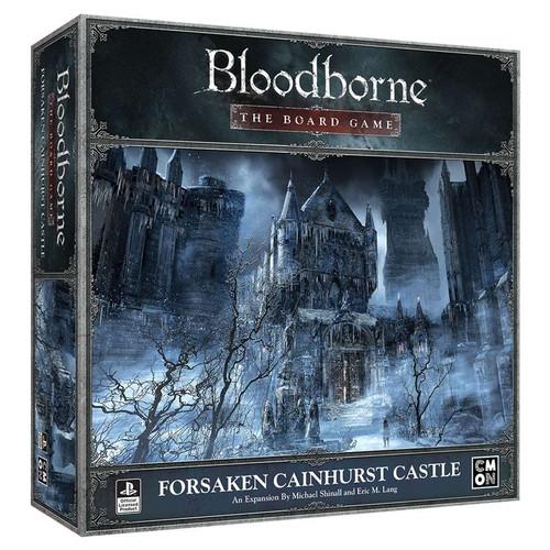 Board Games: Bloodborne: Forsaken Cainhurst Castle
