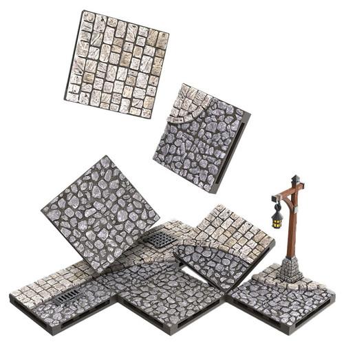 Terrain/Scenery: Warlock Tiles: Town & Village - Town Square