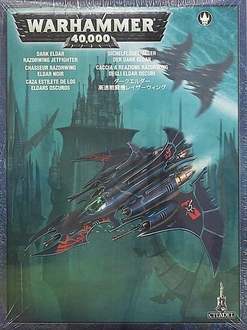 Warhammer 40K: Dark Eldar - Razorwing Jetfighter