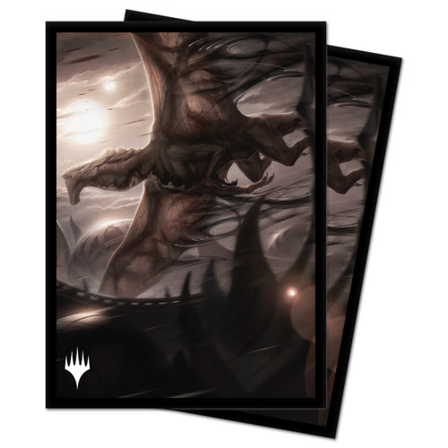 Card Sleeves: MTG Sleeves - Shadrix Silverquill, Strixhaven 100ct Sleeves