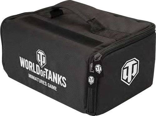 Other Gaming Storage: World Of Tanks: Miniatures Game - Garage