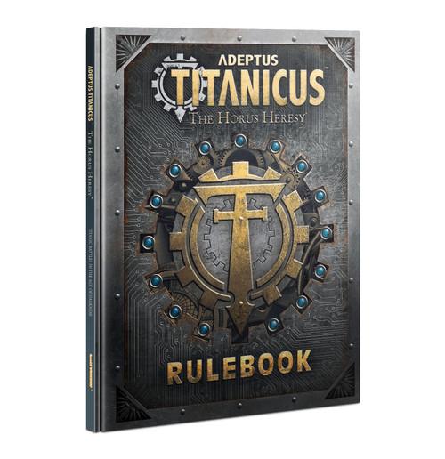 Adeptus Titanicus: Adeptus Titanicus Rulebook