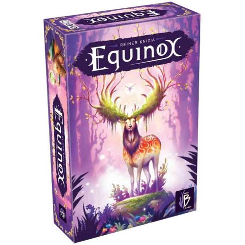 Board Games: Equinox (Purple)