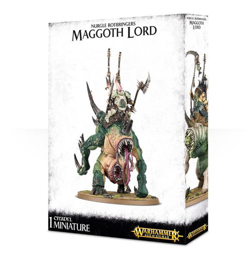 Warhammer: Age of Sigmar: Grand Alliance: Chaos - Maggotkin of Nurgle Maggoth Lords
