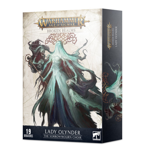 (Preorder) Warhammer: Age of Sigmar: Grand Alliance: Death - Broken Realms: The Sorrowmourn Choir