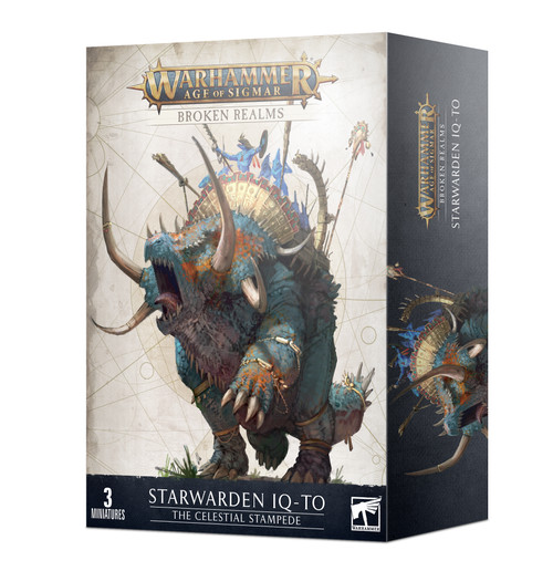 (Preorder) Warhammer: Age of Sigmar: Grand Alliance: Order - Broken Realms: The Celestial Stampede