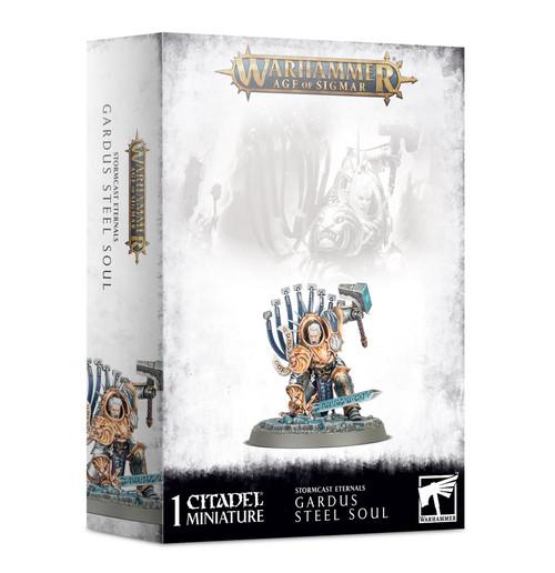 Warhammer: Age of Sigmar: Grand Alliance: Order - Gardus Steel Soul
