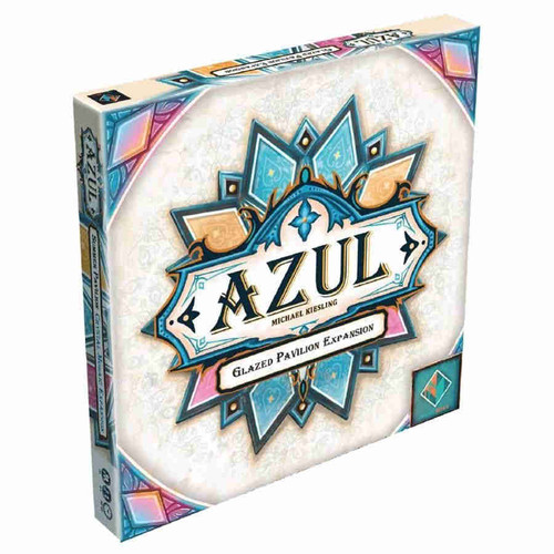 Board Games: Azul - Glazed Pavilion