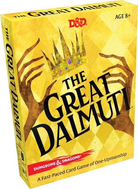 Card Games: Great Dalmuti - D&D
