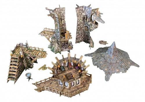 Terrain/Scenery: Battle Systems: Wizards Tower