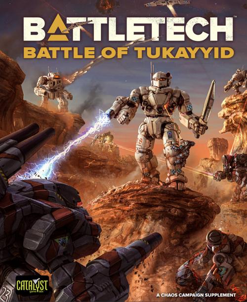 Battletech: Battle Of Tukayyid Campaign Supplement