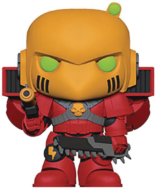 Funko POP!'s: POP! Warhammer 40K - Blood Angels Assault Marine