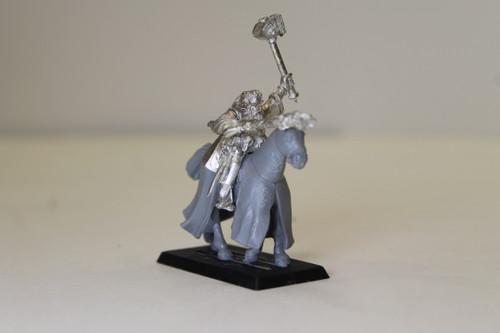 Warhammer AoS Amber Wizard on horse (metal oop) [U-B1S3 282333]