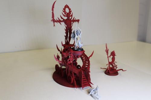 Warhammer AoS Daughters of Khaine Cauldron of Blood [U-B3S5 282778]