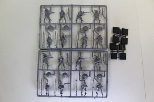 Warhammer AoS Empire Handgunners/Spearmen 6th Ed NOS OOP [U-B1S4 282325] [U-B1S4 282325]
