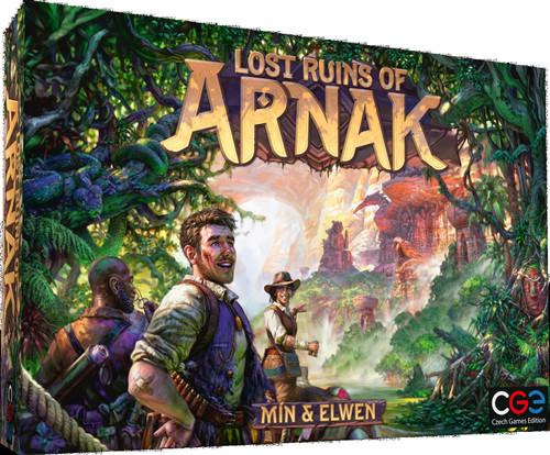 Board Games: Lost Ruins of Arnak