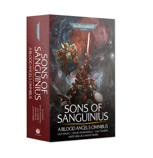 Black Library: Sons Of Sanguinius: A Blood Angels Omnibus