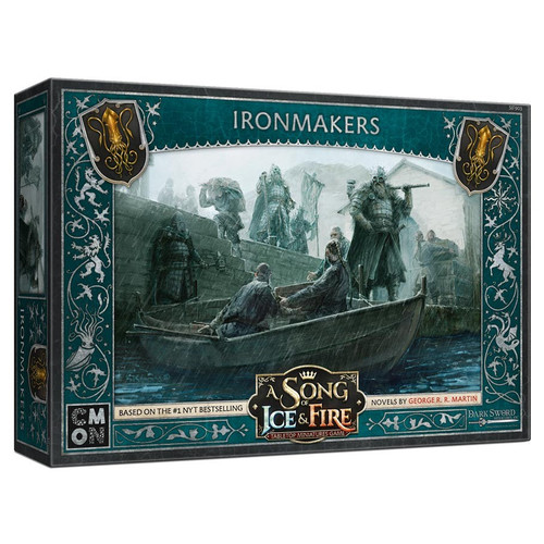 A Song of Ice & Fire Tabletop Miniatures Game: House Greyjoy - Ironmakers