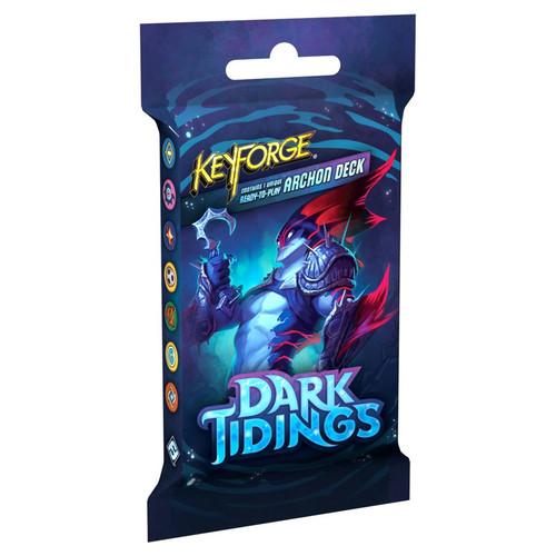 KeyForge: Decks and Deck Displays - Dark Tidings Archon Deck Display