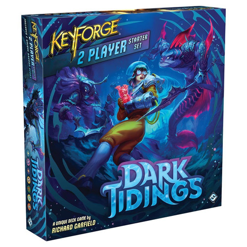 KeyForge: Starters and Special Boxes - Dark Tidings 2-Player Starter