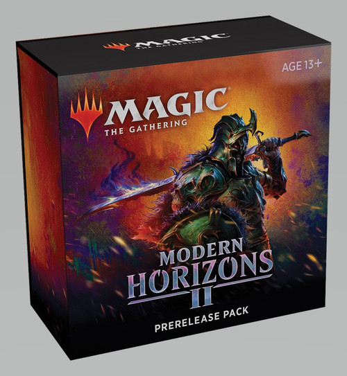 Magic The Gathering Sealed: Modern Horizons 2 - MH2 PreRelease Pack