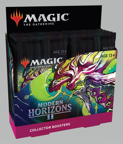 (Preorder) Magic The Gathering Sealed: Modern Horizons 2 - MH2 Collector Booster Box (12)