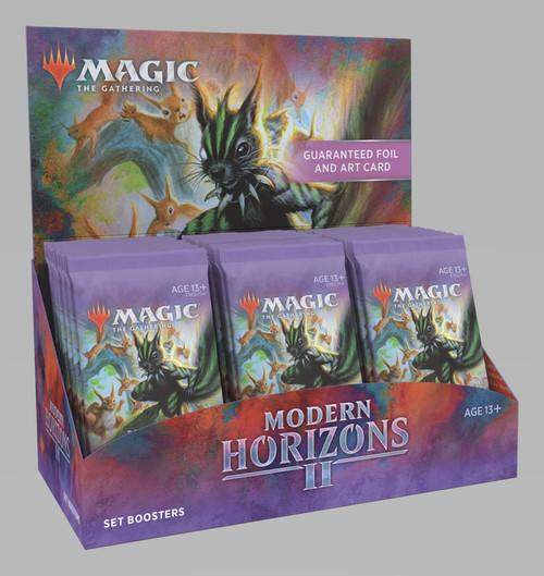 Magic The Gathering Sealed: Modern Horizons 2 - MH2 Set Booster Box (30)