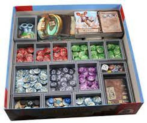 Other Gaming Storage: Box Insert: Quacks Of Quedlinburg & Exps