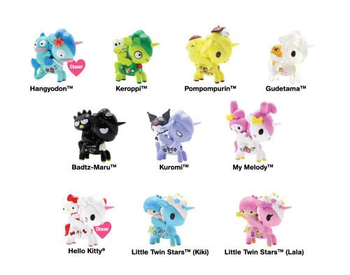 Blind Box: Unicorno x Hello Kitty and Friends Blind Box