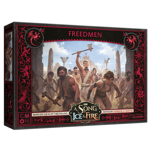 A Song of Ice & Fire Tabletop Miniatures Game: House Targaryen - Freedmen