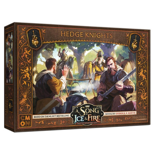 A Song of Ice & Fire Tabletop Miniatures Game: Neutral Hedge Knights