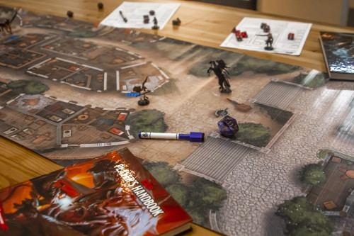 General Playmats and Tiles: Infinidungeon: From the Gates to the Castle