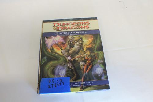 Dungeons and Dragons: Players Handbook 2 4th Edition [U-B5S3 276777]
