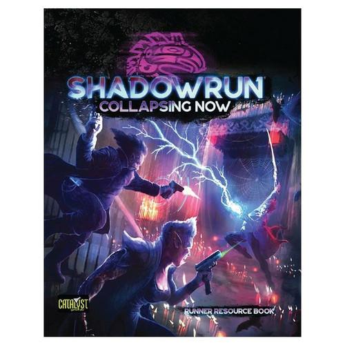 Shadowrun: Shadowrun RPG: 6th Edition Collapsing Now