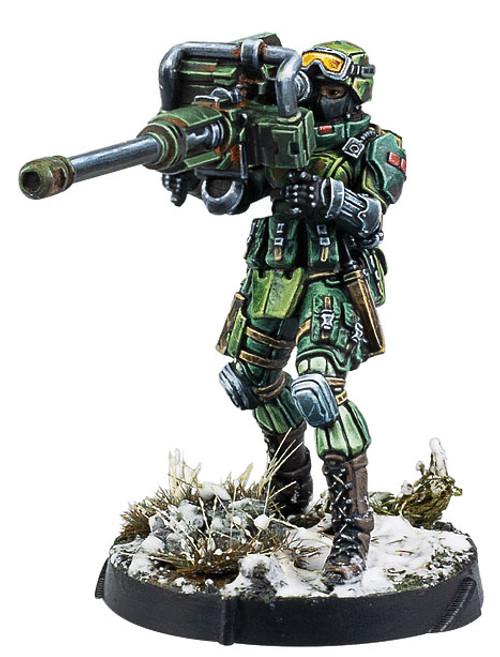 Infinity: Ariadna - Tankhunters (Autocannon)