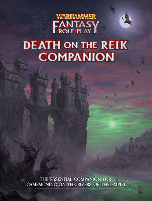 Miscellanous RPGs: Warhammer Fantasy RPG: Enemy Within - Vol. 2: Death on The Reik
