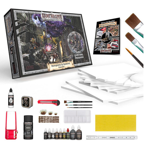 Tools: Gamemaster: Dungeons & Caverns Core Set