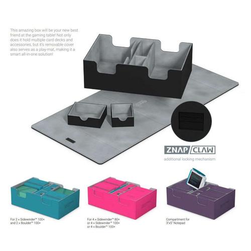 Deck Boxes: Premium Multi Dboxes - Smarthive 400+ SS XenoSkin - Pink