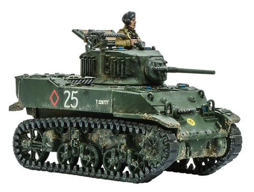 Bolt Action: M5 Stuart Light Tank