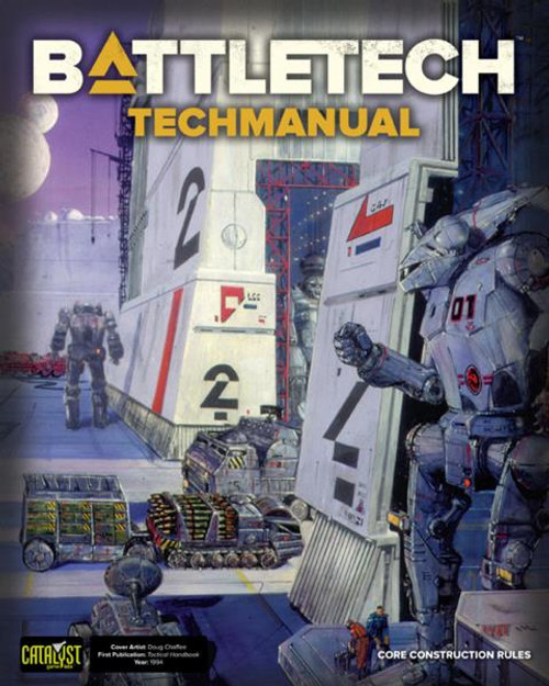 Battletech: BattleTech: Techmanual