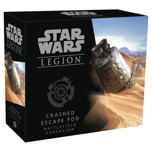 Star Wars Legion: Crashed Escape Pod