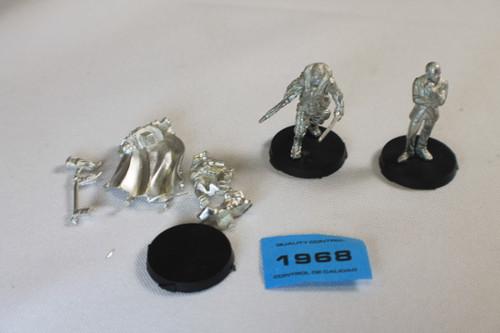 Infinity Dire Foes Mission Pack Alpha - Retaliation [U-B8S4 282472]