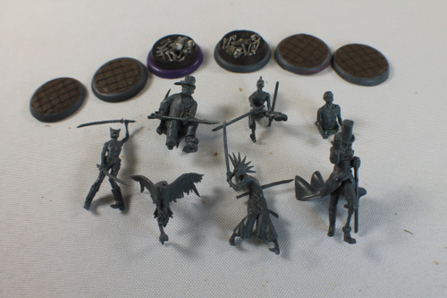Malifaux Resurrectionists Nicodem - Open Graves Box Set [U-B9S3 283754]